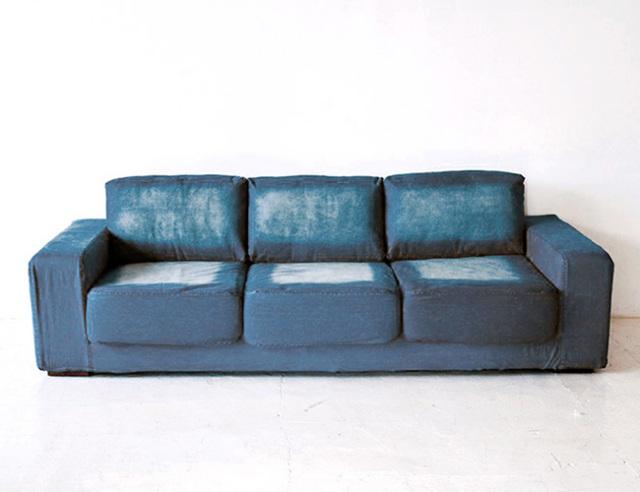 journal standard Furniture ジャーナルスタンダードファニチャー FRANKLIN SOFA DENIM 3P フランクリンソファデニム 3P
