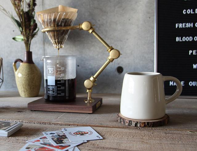Handmade Stoneware Mug Classic  ハンドメイドストーンウェアマグ クラッシック