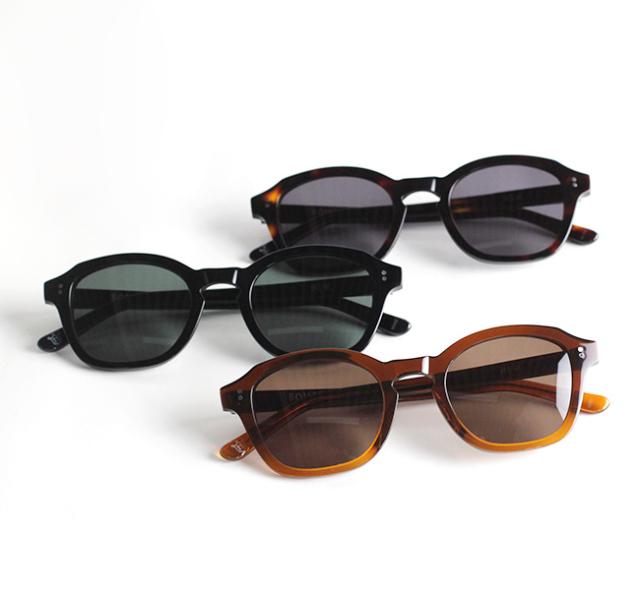 NEW. ニュー  BOHEMIA  ボヘミア  (旧 NEWMAN ニューマン ) 眼鏡 サングラス