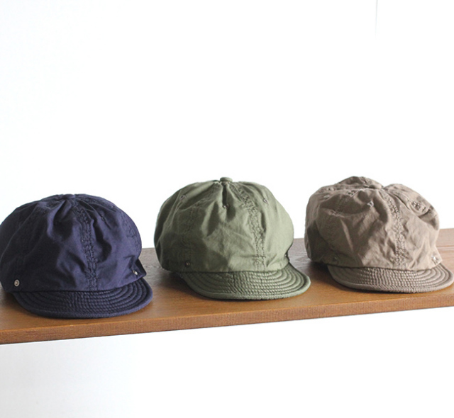 DECHO デコ  BALL CAP BUCKLE -VENTILE- D-11