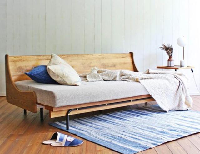 journal standard Furniture ジャーナルスタンダードファニチャー HABITAT SOFA BED ハビタソファベッド