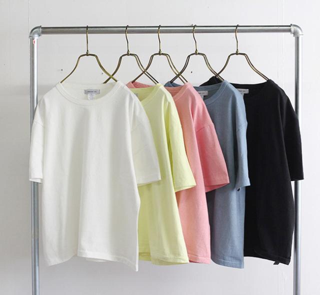 ordinary fits オーディナリーフィッツ 別注ボックスTシャツ Velva Sheen BOX TEE OF-C023