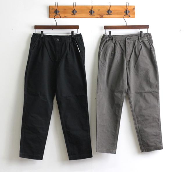 SALE40%OFF ordinary fits オーディナリーフィッツ タックトラウザー TACK TROUSERS OF-P070