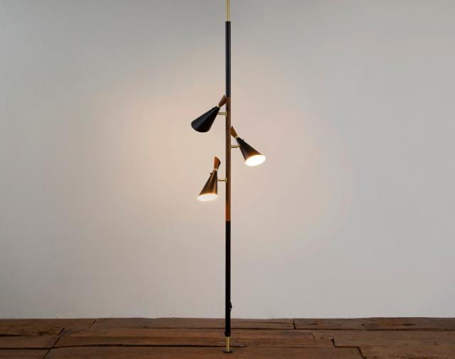 ACME FURNITURE アクメファニチャー CARDIFF POLE LAMP カーディフ ポールランプ