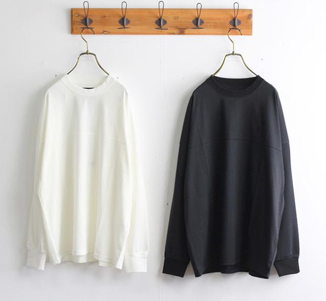 GRAMICCI グラミチ SHELTECH x RENU L/S TEE シェルテック×レニューL/STシャツ GCT-21S126