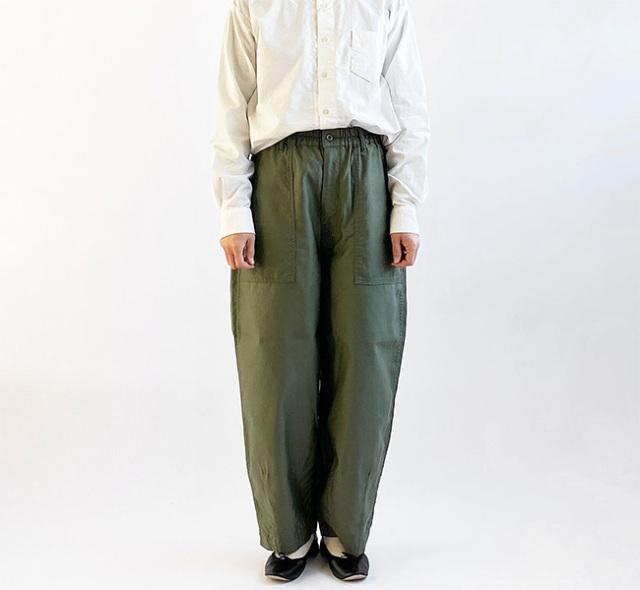 HARVESTY ハーベスティ CIRCUS FATIGUE PANTS サーカスファティーグパンツ A12101