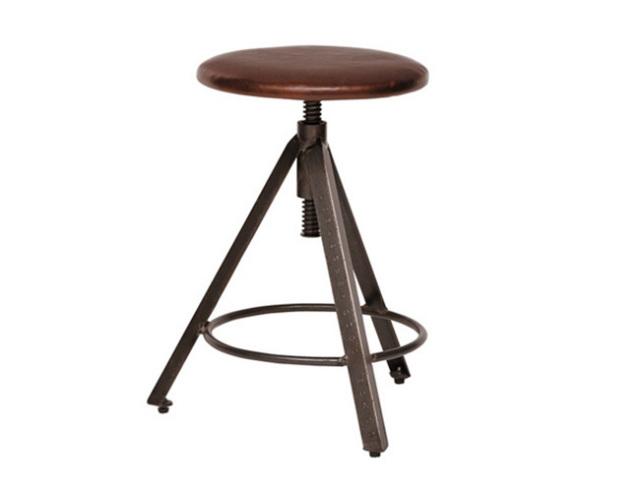journal standard Furniture ジャーナルスタンダードファニチャー  CHINON STOOL LEATHER シノンスツール レザー