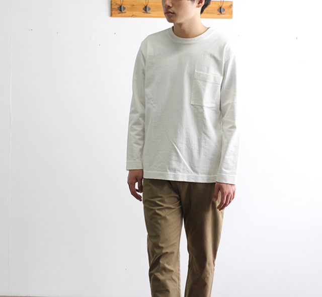 BETTER HEAVY WEIGHT LS T-SHIRT BTR1830 メンズ