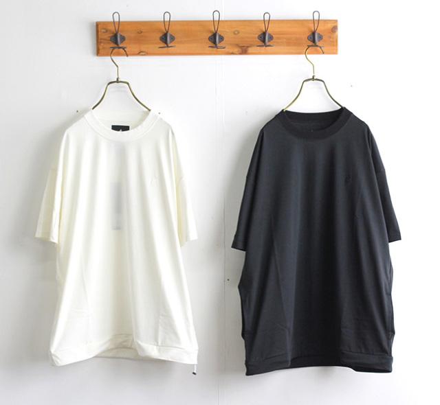 GRAMICCI グラミチ SHELTECH x RENU TEE シェルテック×レニューTシャツ GCT-21S124