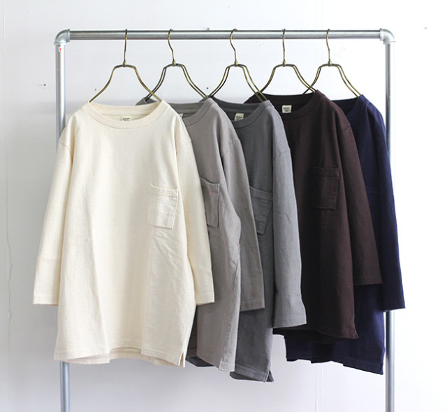 Jackman ジャックマン Dotsume H/S T-Shirt  度詰めハーフスリーブTシャツ JM5807