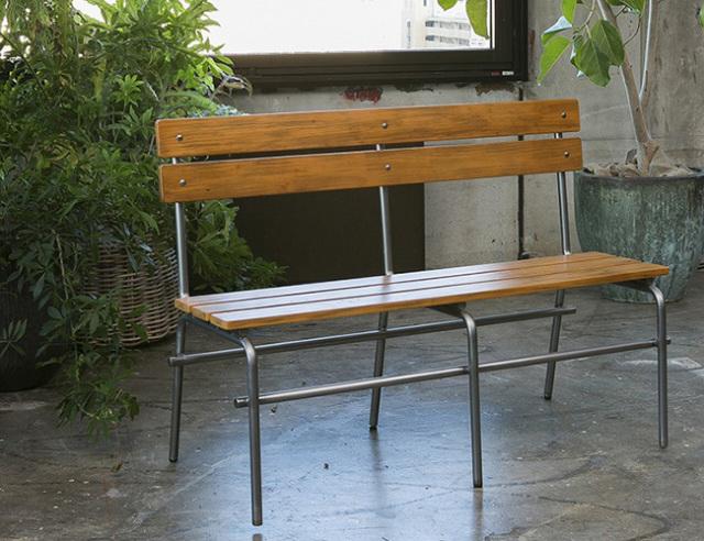 journal standard Furniture ジャーナルスタンダードファニチャー BRISTOL BENCH ブリストルベンチ