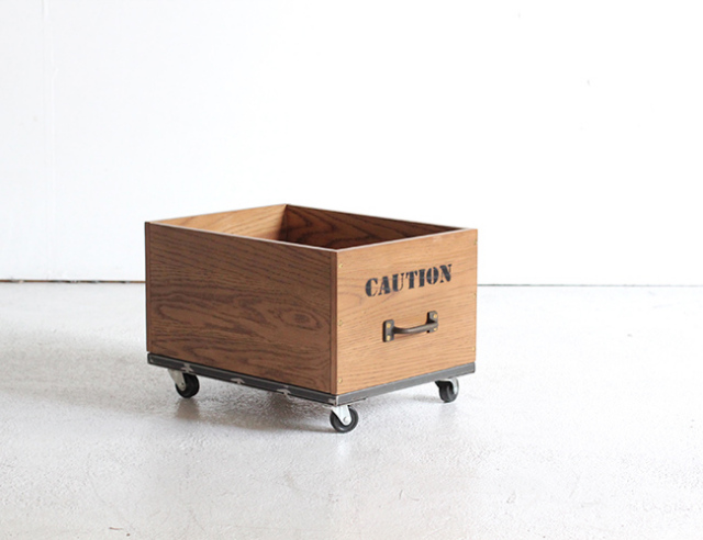 journal standard Furniture/ジャーナルスタンダードファニチャー/ボンドウッドボックス +ドリーフォーボンド