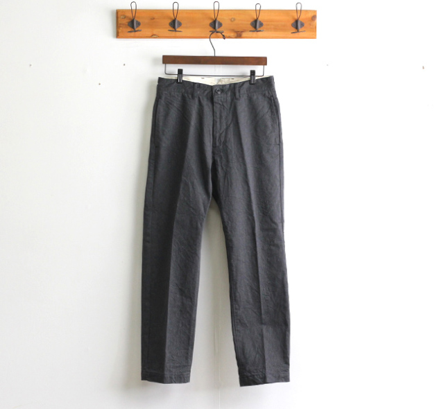 SALE40%OFF ordinary fits オーディナリーフィッツ ヤードトラウザー YARD TROUSERS OF-P067