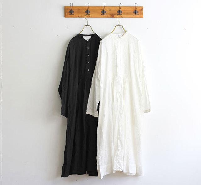 Veritecoeur ヴェリテクール VC-2036 Khadi Cotton One-piece
