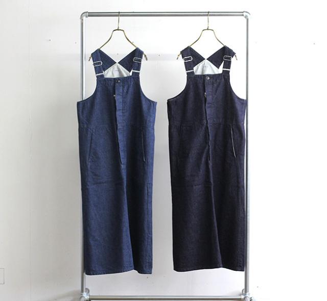 ordinary fits オーディナリーフィッツ DUKE JUMSKA ジャンパースカート OF-K027