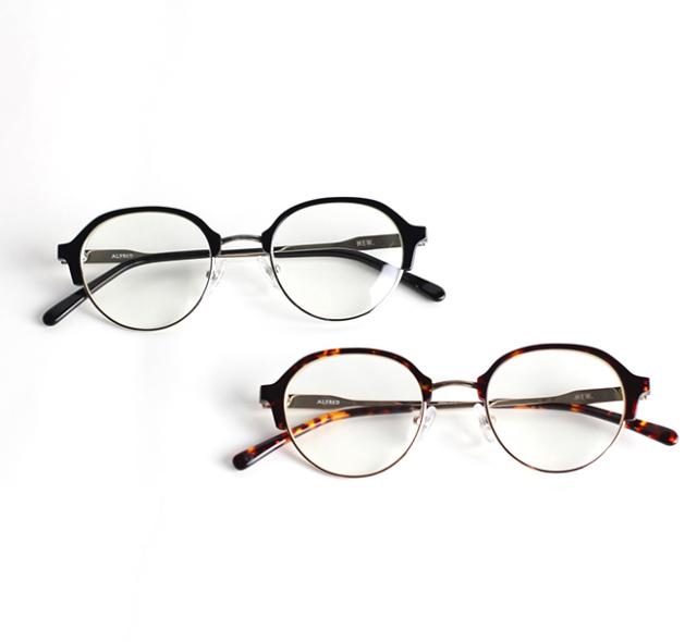 NEW. ニュー ALFRED アルフレッド  (旧 NEWMAN ニューマン ) 眼鏡