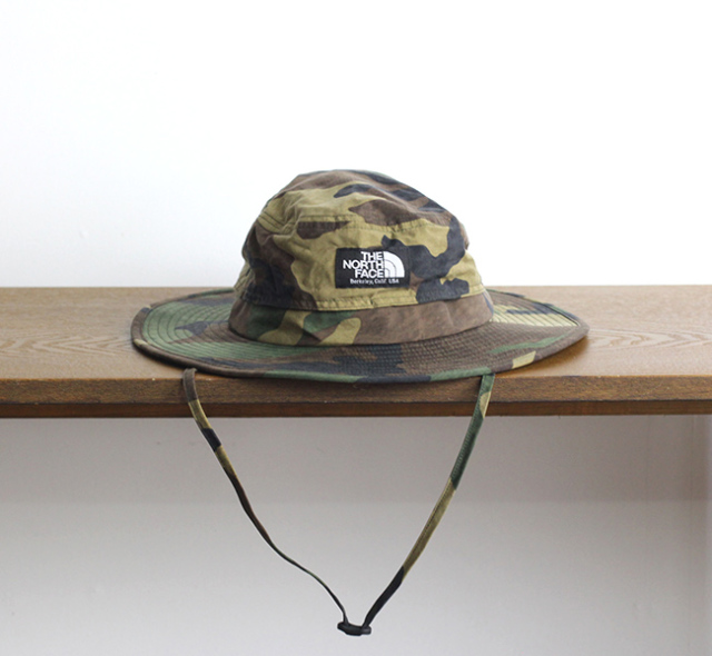 ザ・ノース・フェイス THE NORTH FACE  ノベルティホライズンハット ユニセックス  Novelty Horizon Hat NN01708  FW フェイドウッドランド
