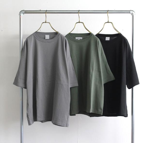 ordinary fits オーディナリーフィッツ ユニセックス クルーTシャツ OF-C001
