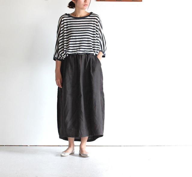 ordinary fits/オーディナリーフィッツ レディース TSUBOMI ツボミ スカート