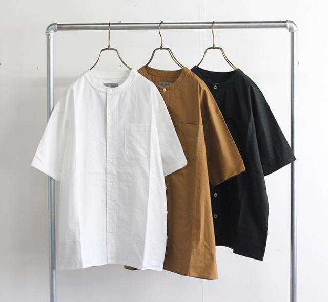 nisica ニシカ ベースボールシャツ 半袖 NIS-977
