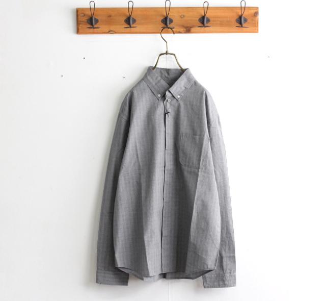 SALE30%OFF nisica ニシカ ボタンダウンシャツ グレンチェック