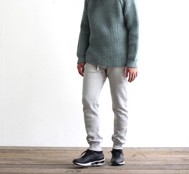 SWEET PANTS  SLIM PANTS スリムスウェットパンツ 4カラー