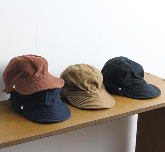 DECHO デコ シャローコメキャップ SHALLOW KOME CAP 9-1AD20