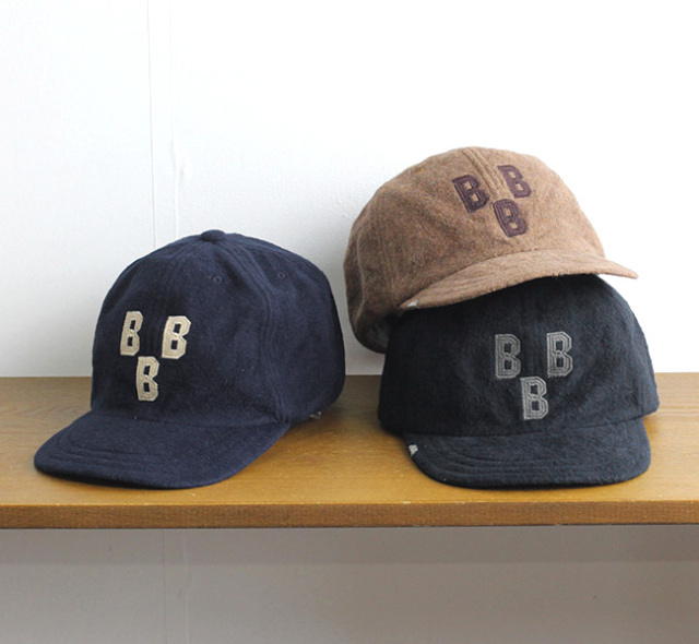 SALE40%OFF DECHO × EBETTS FIELD NEGRO BALL CAP BUCKLE-BBB- DEEF-02