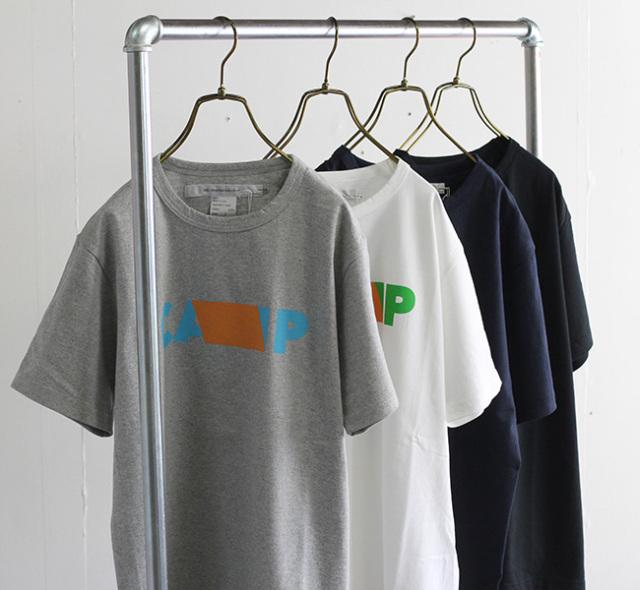 EEL Products イール プロダクツ CAMP Tシャツ