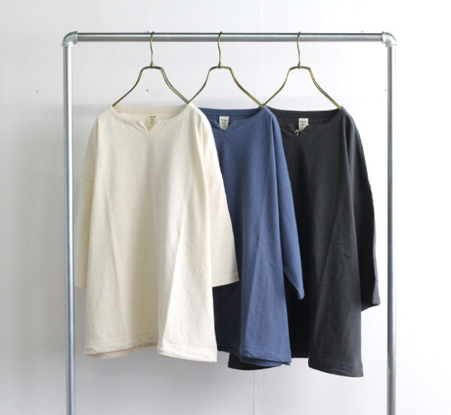 Jackman ジャックマン JM5117 Skipper T-Shirt スキッパーTシャツ