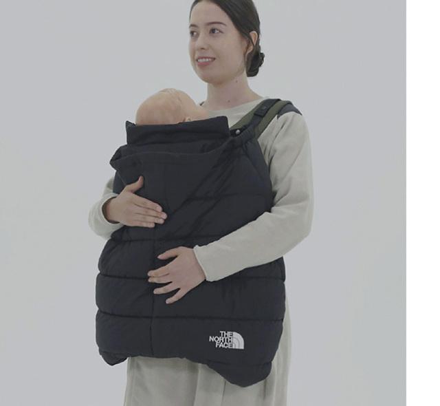 ザノースフェイス THE NORTH FACE シェルブランケットベビー Baby Shell Blanket NNB71901