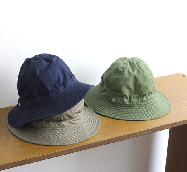 DECHO  HUNTER HAT VENTILE デコ ハンターハット D-14