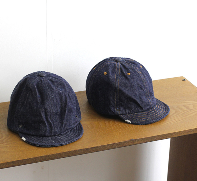 DECHO × ANACHRONORM  DENIM BALL CAP デニムボールキャップ ANDC043