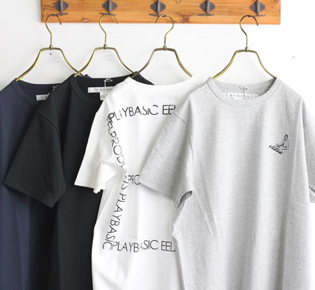 EEL Products イール プロダクツ PLAY BASIC  Tシャツ