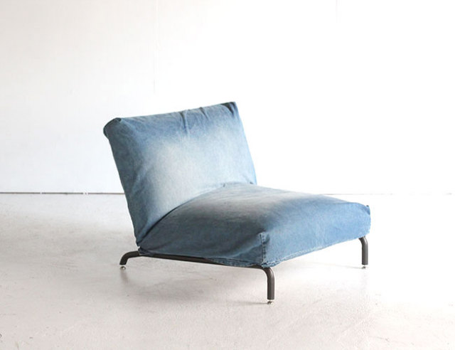 journal standard Furniture ジャーナルスタンダードファニチャー  RODEZ CHAIR 1P COVER DENIM