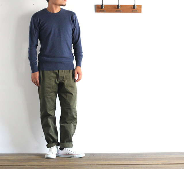 SALE20%OFF ordinary fits オーディナリーフィッツ RUGBY PANTS ラグビーパンツ OM-P121