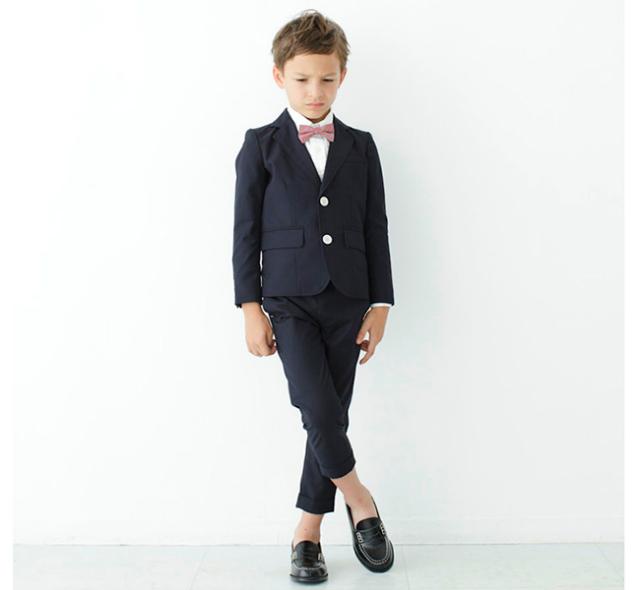 SMOOTHY スムージー 子供服  セットアップスーツ ロング 01setup-01