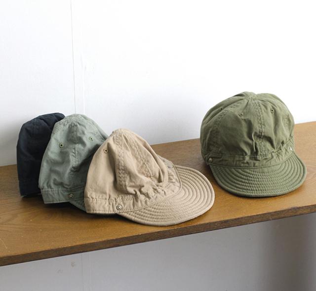 DECHO デコ  SHALLOW KOME CAP シャローコメキャップ 2-1SD19
