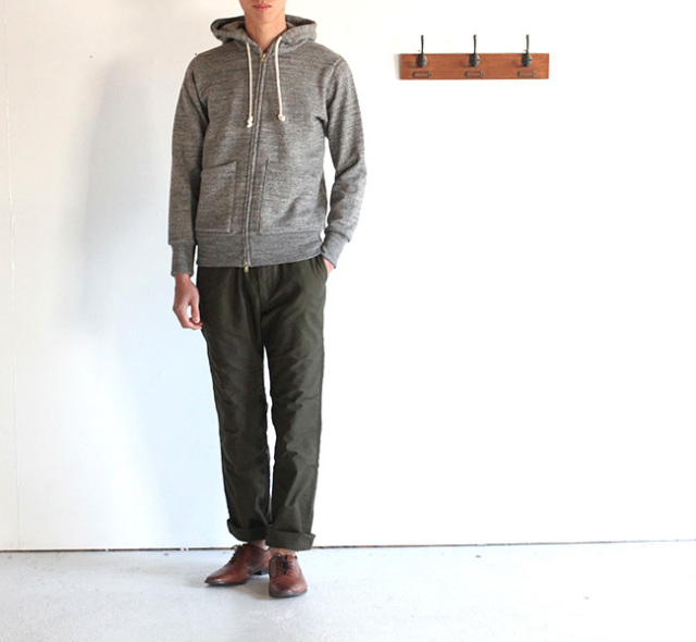 SALE40%OFF Jackman ジャックマン  JM7912 Sweat Parka