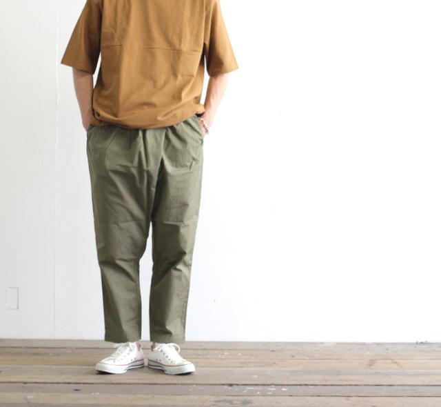 SALE30%OFF ordinary fits オーディナリーフィッツ TWIST PANTS ツイストパンツ OF-P027 ユニセックス
