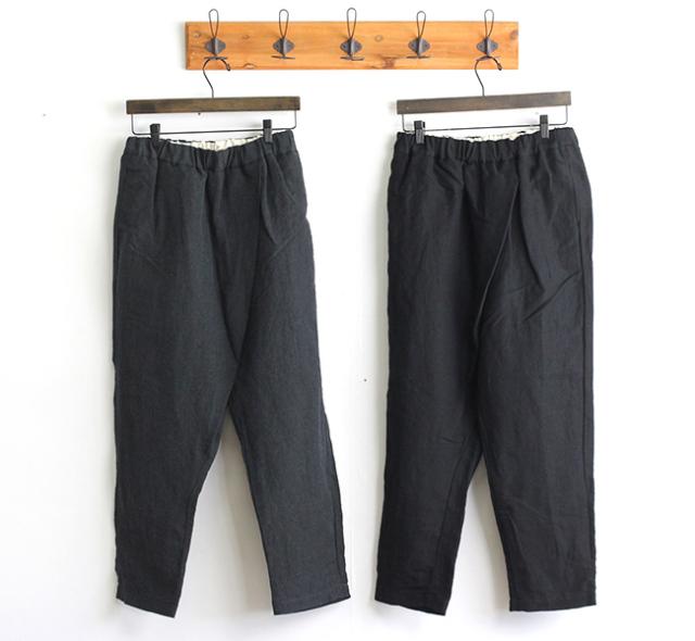 ordinary fits オーディナリーフィッツ ツイストパンツ ウールリネン TWIST PANTS OF-P074