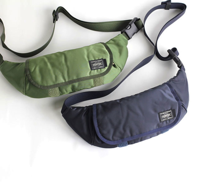 キャプテンサンシャイン×ポーター KAPTAIN SUNSHINE ×PORTER トラベラーズファニューバッグ Travellers funny bag KS20SGD08