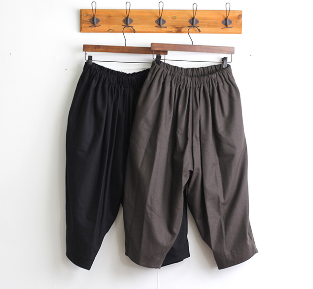 Veritecoeur ヴェリテクール VC-2100 Wool Flannel Pants