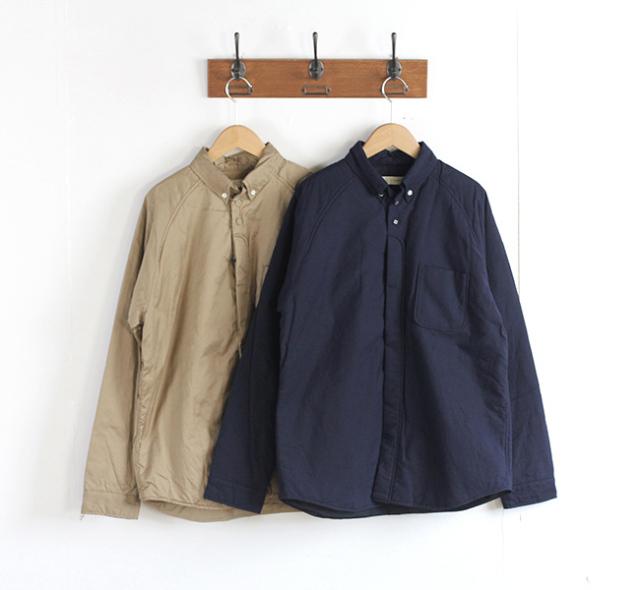 SALE40%OFF nisica ニシカ  ボタンダウンシャツ 中綿入り NIS-795