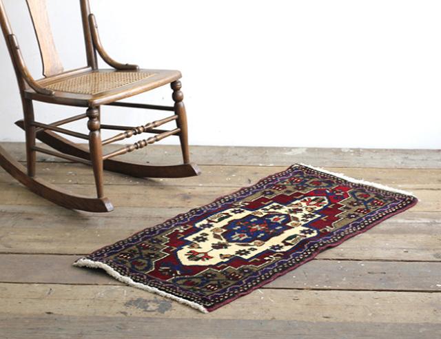 Turkish Carpet オールド トルコ絨毯 No.11