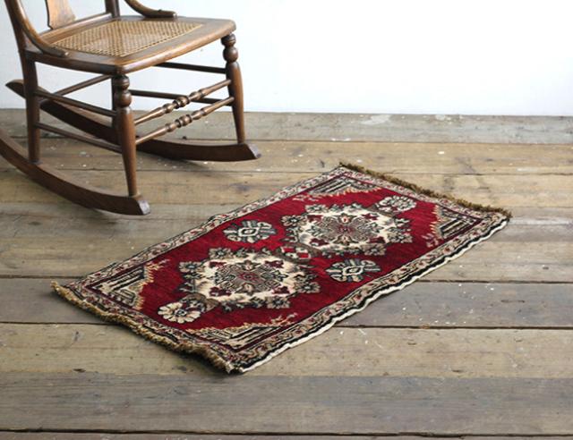 Turkish Carpet オールド トルコ絨毯 No.13