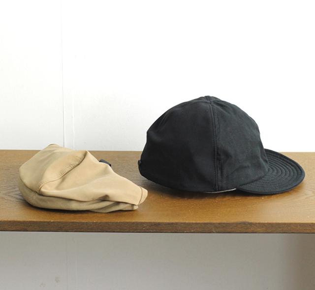 DECHO デコ  PACKABLE CAP パッカブルキャップ 1-4SD19