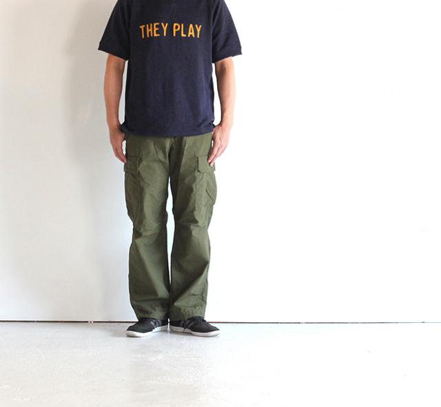 ordinary fits オーディナリーフィッツ VIETNAM CARGO PANTS ヴェトナムカーゴパンツ