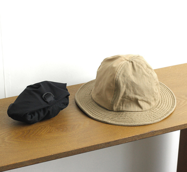 SALE40%OFF DECHO デコ  PACKABLE HAT パッカブルハット 1-5SD19