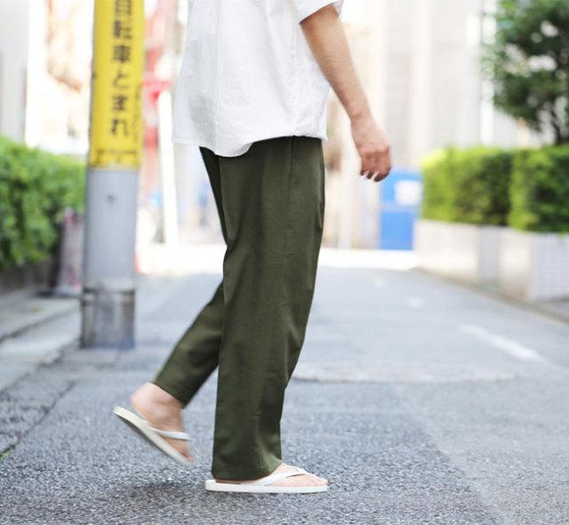 EEL Products イール プロダクツ seaside pants シーサイドパンツ